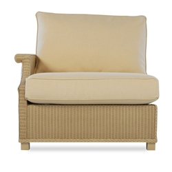 Lloyd Flanders Hamptons Right Arm Sectional Chair - 15051