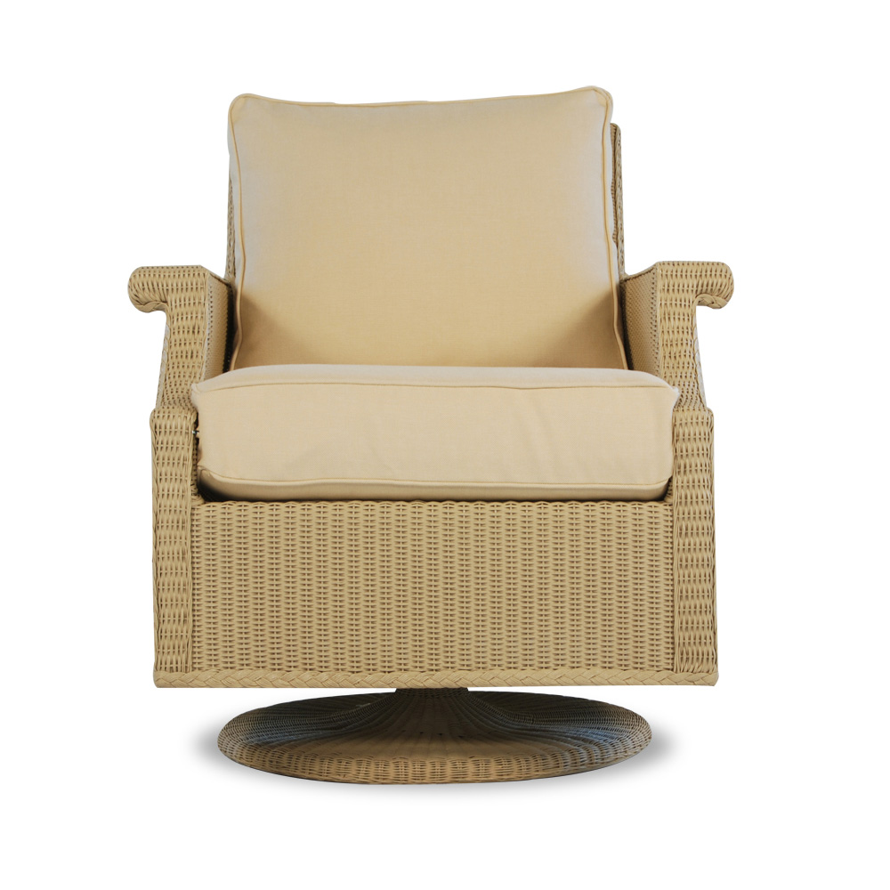 Lloyd Flanders Hamptons Swivel Rocker - 15080