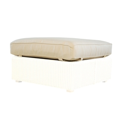 Lloyd Flanders Hamptons Large Ottoman Cushion - 15927