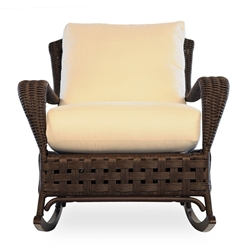 Lloyd Flanders Haven Lounge Rocker - 43033