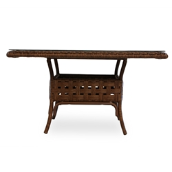 Lloyd Flanders Haven 42 inch Square Conversation Table - 43042