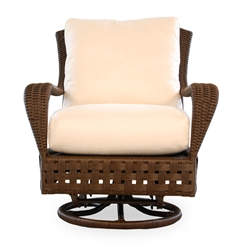 Lloyd Flanders Haven Lounge Swivel Glider - 43091
