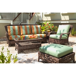 Lloyd Flanders Haven 5 Piece Patio Set - LF-HAVEN-SET6