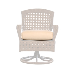 Lloyd Flanders Haven Swivel Dining Chair Cushion - 43901-43071