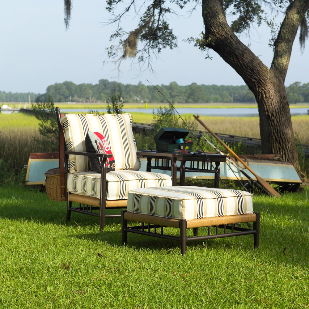Lloyd Flanders Low Country 3 Piece Lounge Chair Set - LF-LOWCOUNTRY-SET4