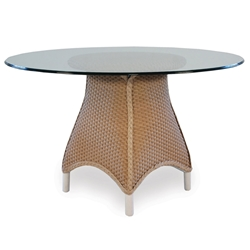 Lloyd Flanders Mandalay 48 inch Round Dining Table - 27048
