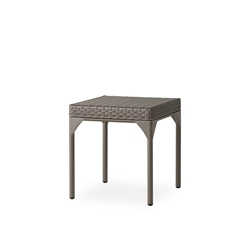 "Lloyd Flanders Martinique 24.5"" Square End Table - 272043"