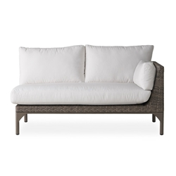Lloyd Flanders Martinique Left Arm Loveseat - 272052