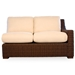 Mesa Wicker L-Sectional with Fire Table - LF-MESA-SET17