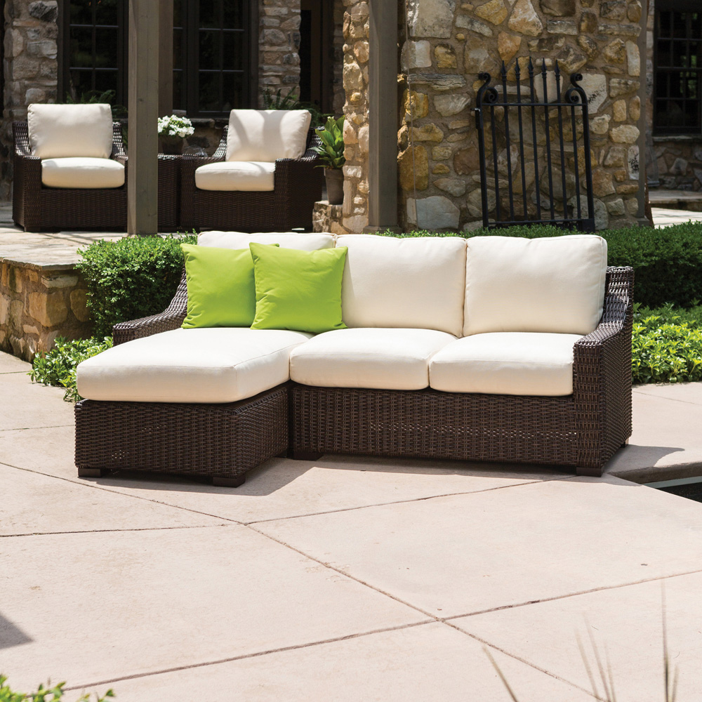 Lloyd Flanders Mesa 2 Piece Sectional Set - LF-MESA-SET11