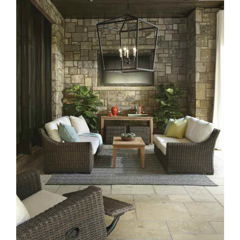 Lloyd Flanders Mesa Wicker Sofa Patio Set - LF-MESA-SET16