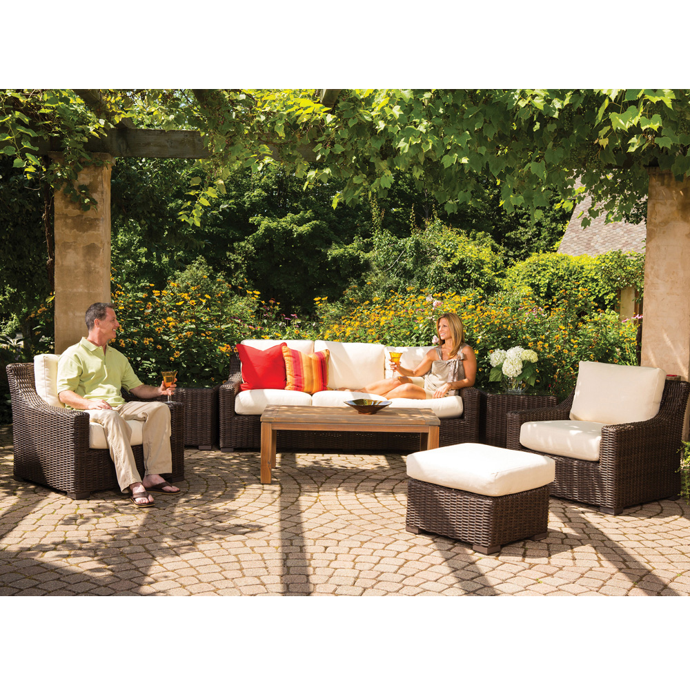 Lloyd Flanders Mesa 7 Piece Patio Set - LF-MESA-SET2