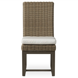 Lloyd Flanders Milan Armless Dining Chair with Cushion - 475007ST