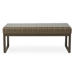 "Lloyd Flanders Milan 48.75"" Rectangular Cocktail Table - 475044"