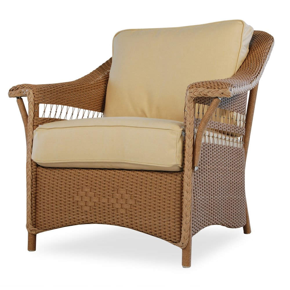 Lloyd Flanders Nantucket Lounge Chair - 51002