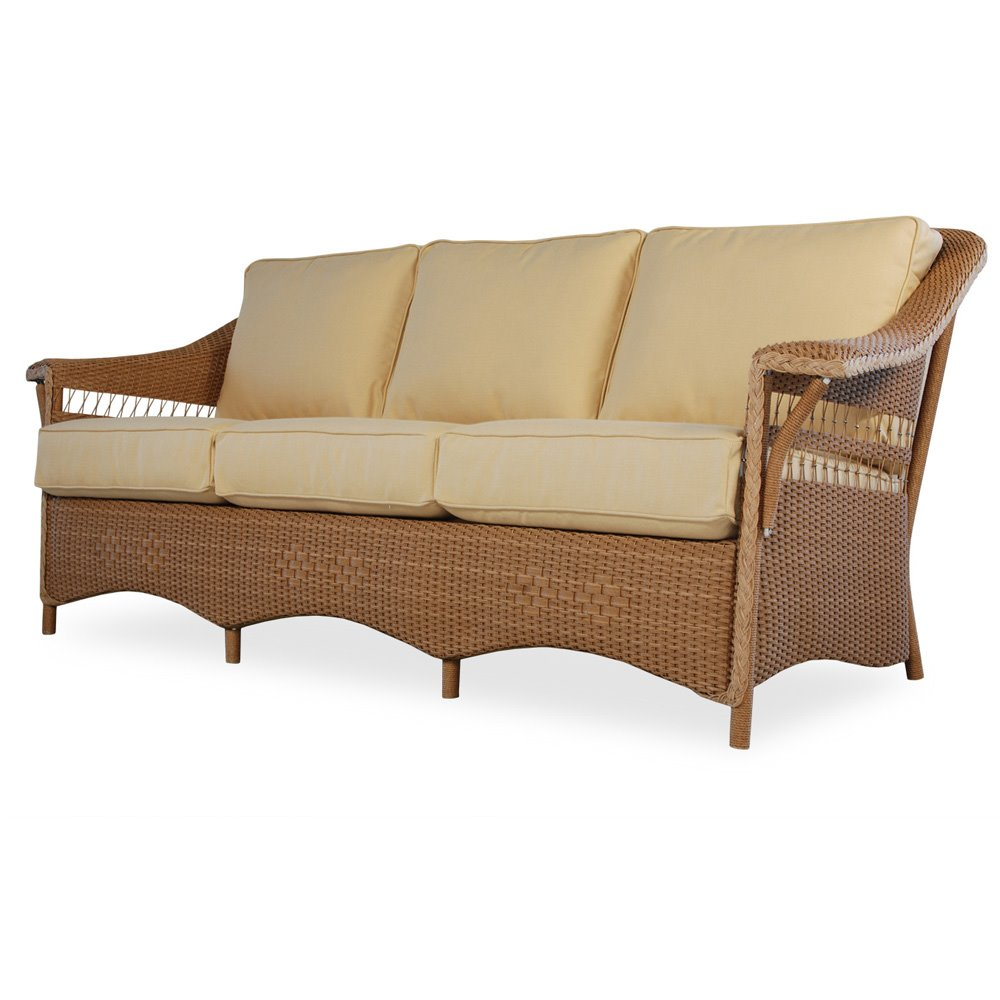 Lloyd Flanders Nantucket Sofa - 51055