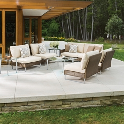 Lloyd Flanders Nova 8 Piece Patio Set - LF-NOVA-SET3