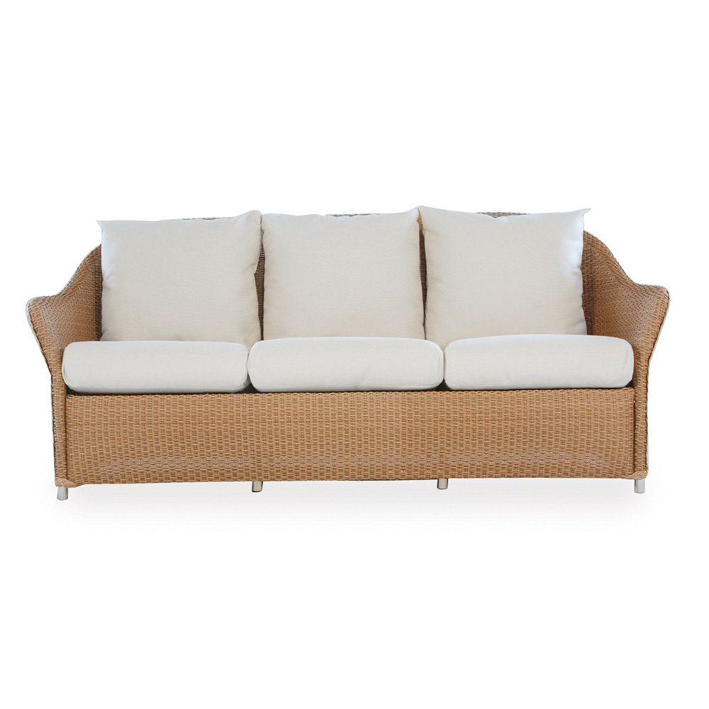Lloyd Flanders  Quick Ship Weekend Retreat Sofa - 72055-QS