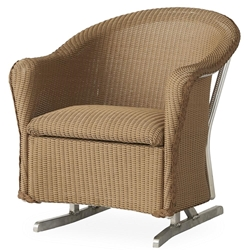 Lloyd Flanders Reflections Spring Rocker with Padded Seat - 109065