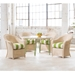 Reflections 5 Piece Dining Set