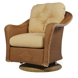 Lloyd Flanders Reflections Lounge Swivel Glider - 9091