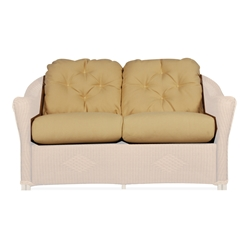 Lloyd Flanders Reflections Love Seat Cushions - 9950-9751