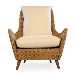 Lloyd Flanders Tobago High Back Lounge Chair - 226012