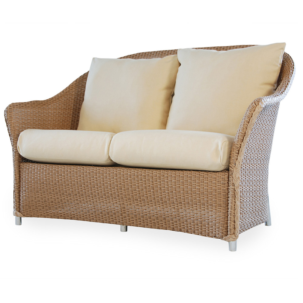 Lloyd Flanders Weekend Retreat Loveseat - 72050-72450
