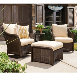 Lloyd Flanders Weekend Retreat 4 Piece Set - LF-WEEKENDRETREAT-SET8