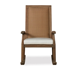Lloyd Flanders Wildwood High Back Rocker - 135036
