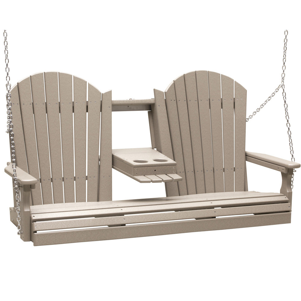Astounding Luxcraft 5 Adirondack Sofa Swing 5Aps Pabps2019 Chair Design Images Pabps2019Com