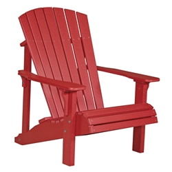LuxCraft Deluxe Adirondack Chair - PDAC