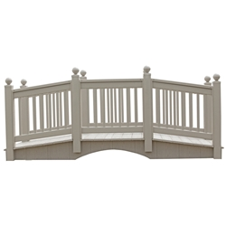 LuxCraft 10 Vinyl Bridge in Clay - 10CVBC