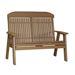 LuxCraft 4 Classic Bench - 4CPB