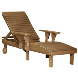 LuxCraft Lounge Chair - PLC