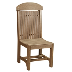 LuxCraft Regular Dining Chair - PRCD