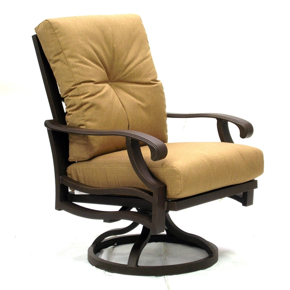 Tremendous Mallin Anthem Swivel Rocking Dining Arm Chair Caraccident5 Cool Chair Designs And Ideas Caraccident5Info