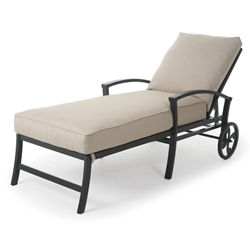 Mallin Oakland Cushion Chaise Lounge - OK-415