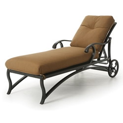 Mallin Volare Cushion Chaise Lounge - VO-815