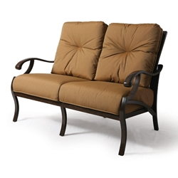 Mallin Volare Cushion Love Seat - VO-882