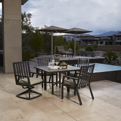 OW Lee Aris Patio Dining Set for 4 - OW-ARIS-SET1