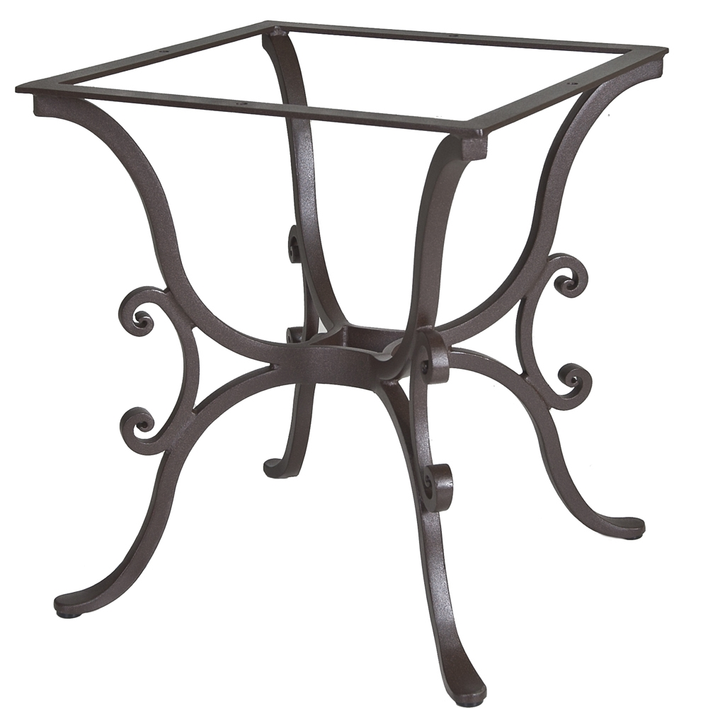 OW Lee Ashbury Dining Table Base - 15-DT03