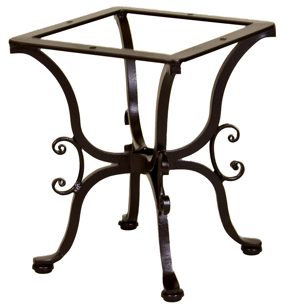 OW Lee Ashbury Side Table Base - 15-ST01
