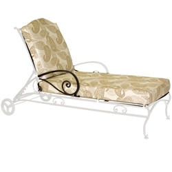 OW Lee Ashbury Adjustable Chaise Cushions - OW89-CH