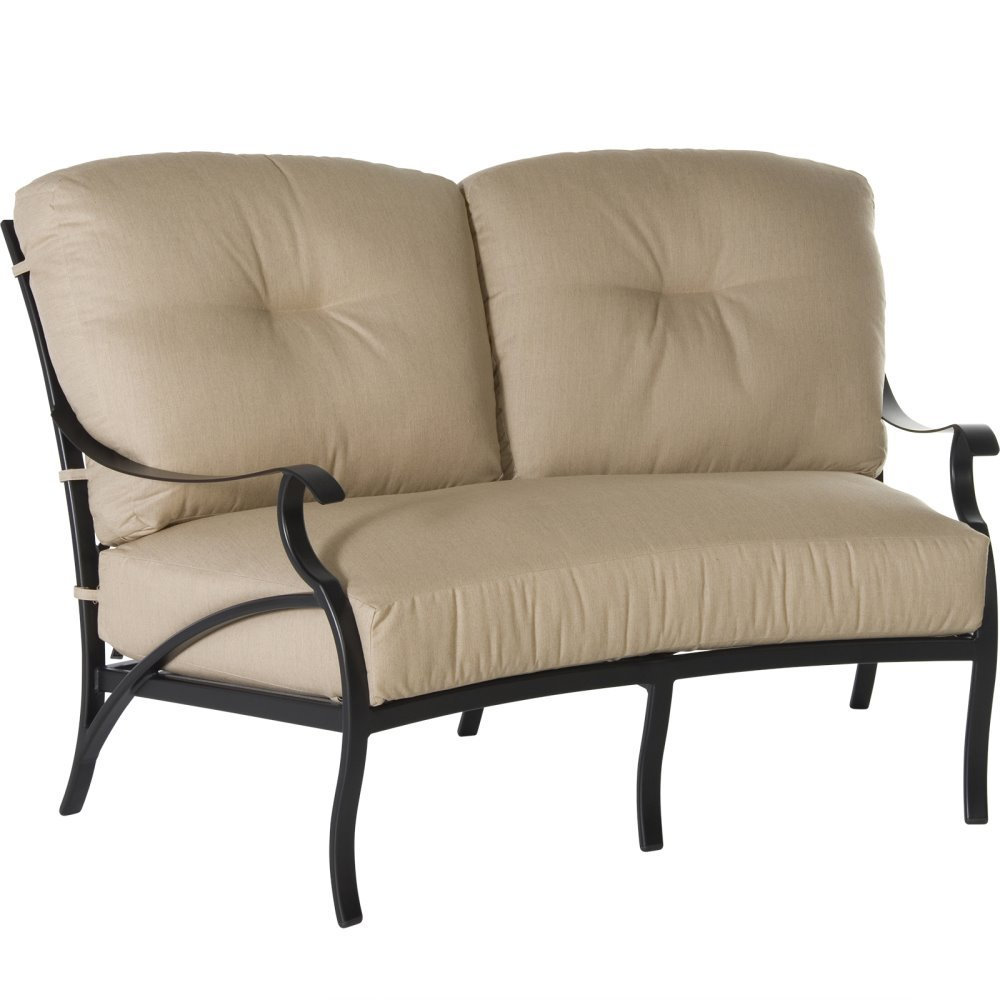 OW Lee Belle Vie Crescent Love Seat - 63155-2S
