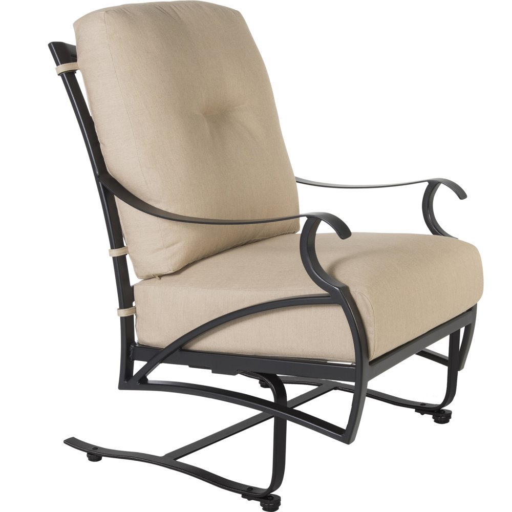 OW Lee Belle Vie Spring Base Lounge Chair - 63156-SB