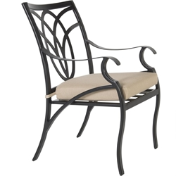 OW Lee Belle Vie Dining Arm Chair - 6353-A