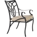 aluminum outdoor dining furniture