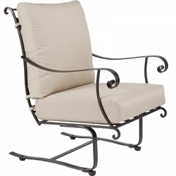 OW Lee Bellini Spring Base Lounge Chair - 4156-SB