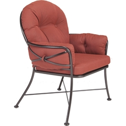 OW Lee Cambria Club Dining Arm Chair - 17133-A